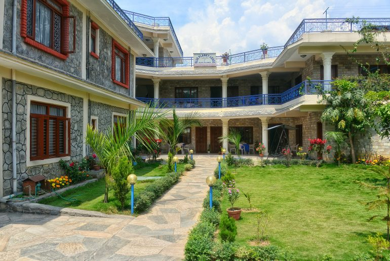 Blue Planet Lodge in Pokhara