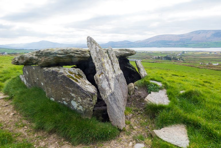 Cool East Wedge Tomb