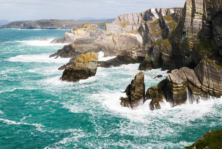 Mizen Head rocks