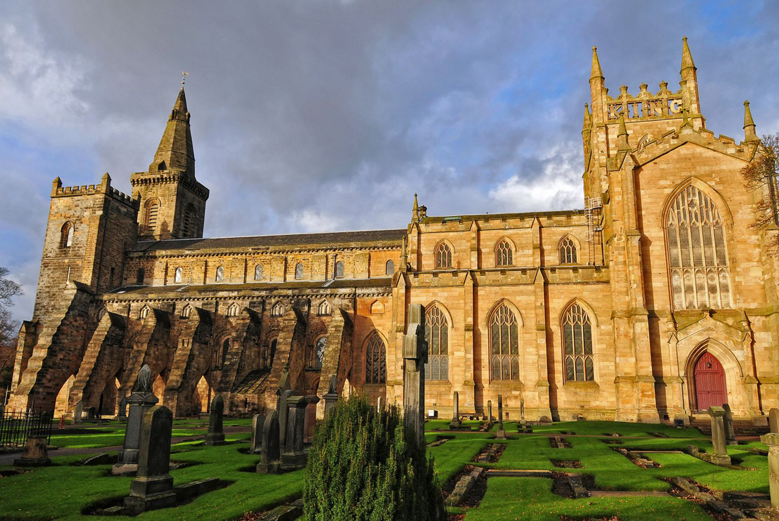 dunfermline abbey 6 1